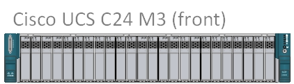 Cisco C24 M3L Rack Server