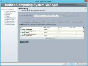UCS Manager - Create Service Profile 3