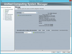 UCS Manager - Create Service Profile 4