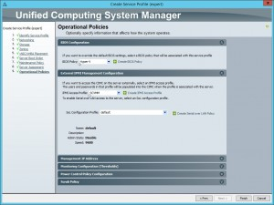 UCS Manager - Create Service Profile 8
